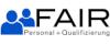 FAIR Personal + Qualifizierung GmbH & Co. KG spółka komandytowa Oddział w Polsce
