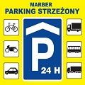 MARBER Parking strzeżony